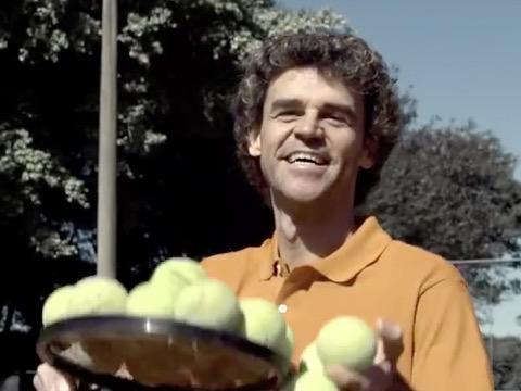 Itaú – Pai por Gustavo Kuerten